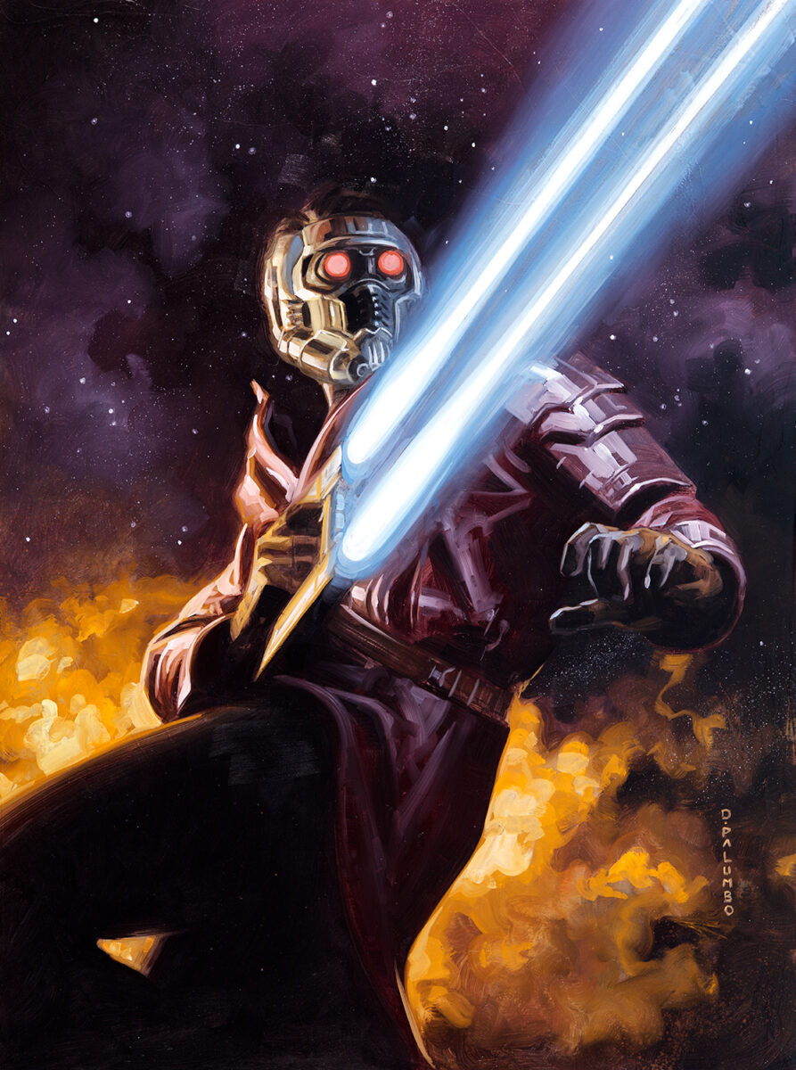 Richard Solomon - 4. Star_Lord