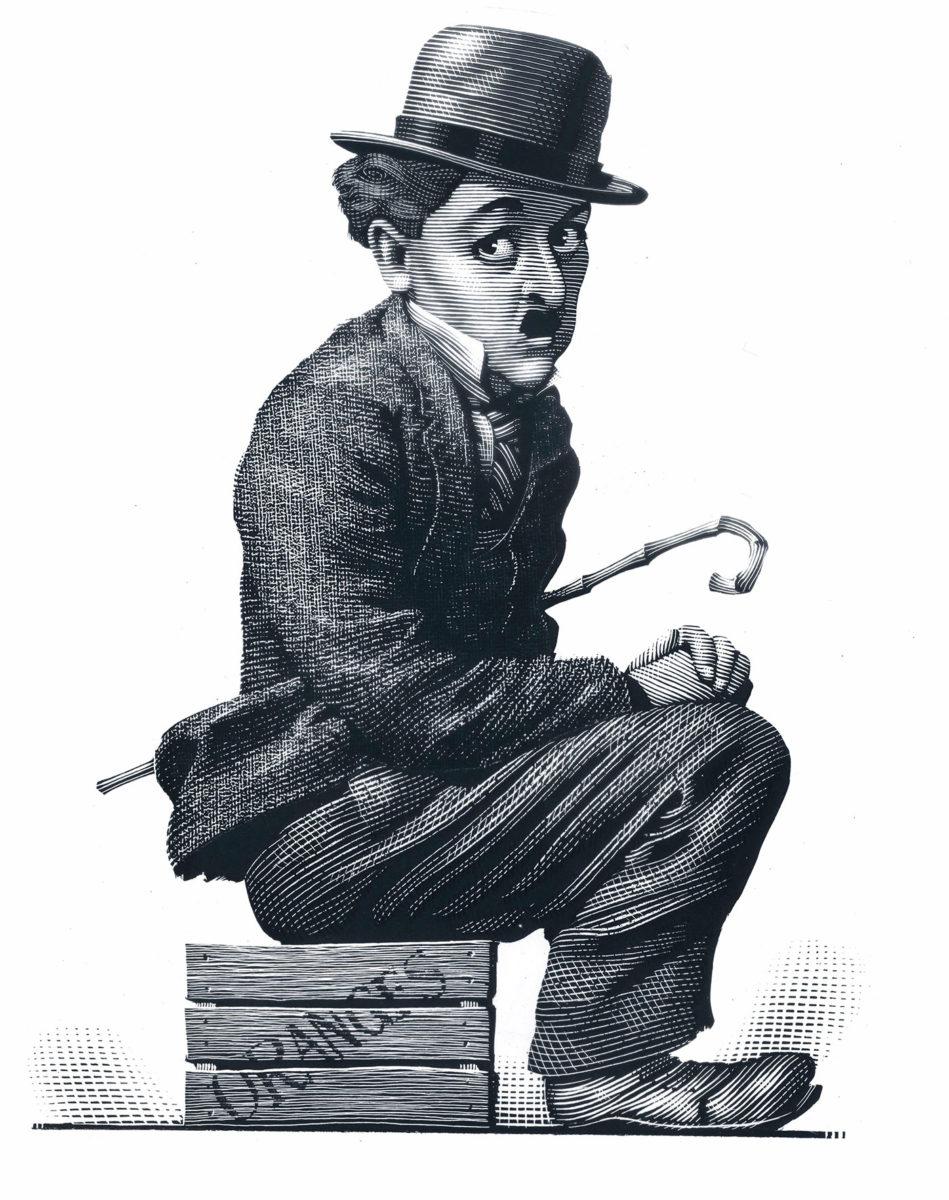 Richard Solomon - Chaplin-III-001