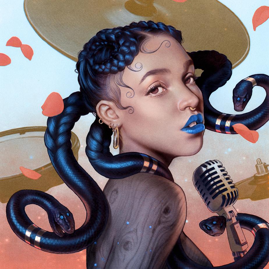 Charles Chaisson - Digital Artist - Richard Solomon Artists Representative