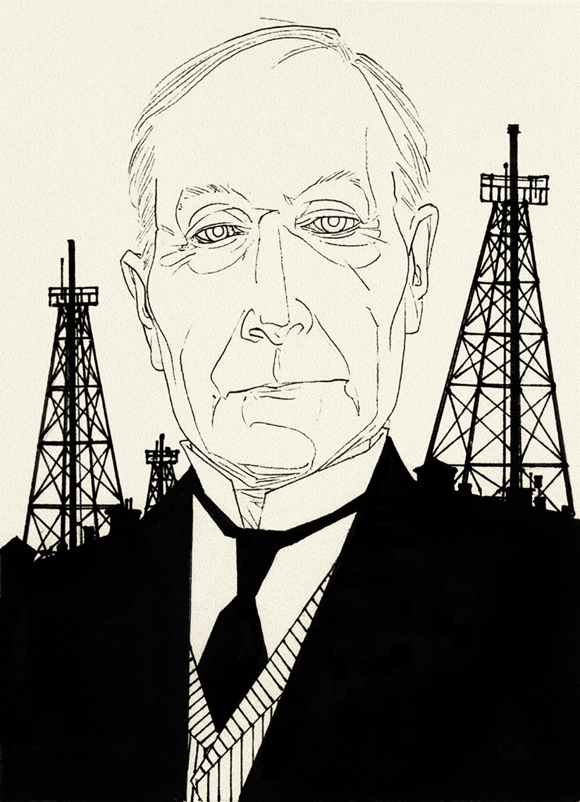 Richard Solomon - David-Johnson-099-oilman