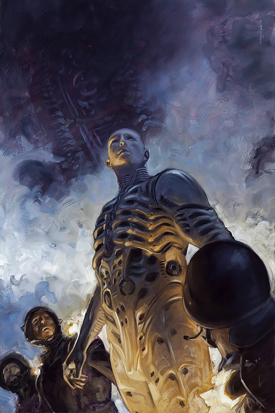 Richard Solomon - David-Palumbo-197-Prometheus-Life-and-Death