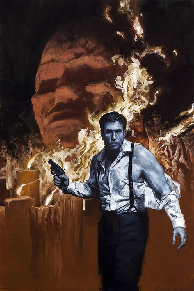 Richard Solomon - David Palumbo