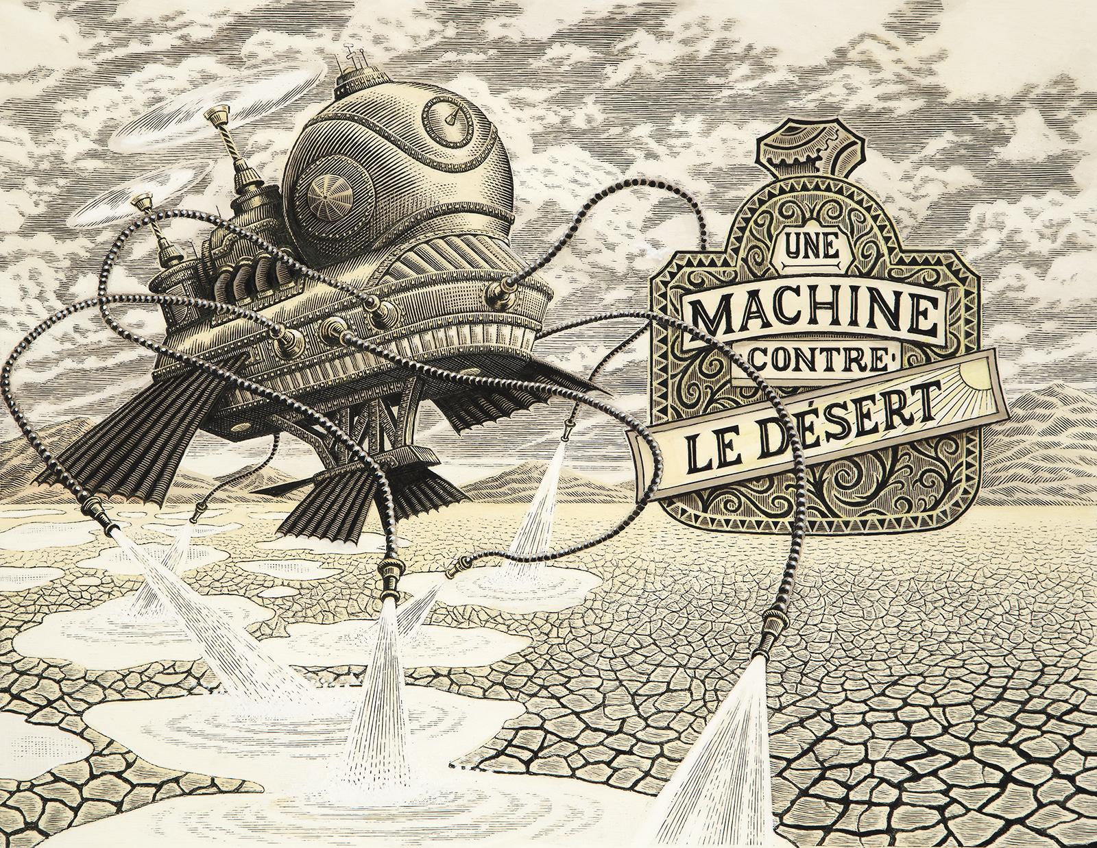 Richard Solomon - Douglas-Smith-Machine