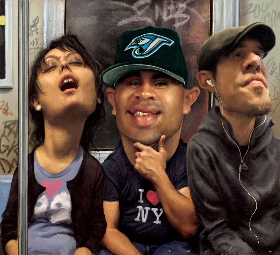 Richard Solomon - Jason-Seiler-142-ricky_ny_subway