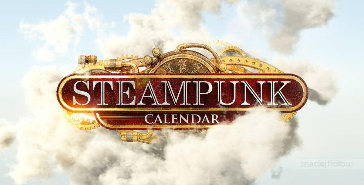 Richard Solomon - Maciej-Frolow-029-Steampunk-Calendar-Logo