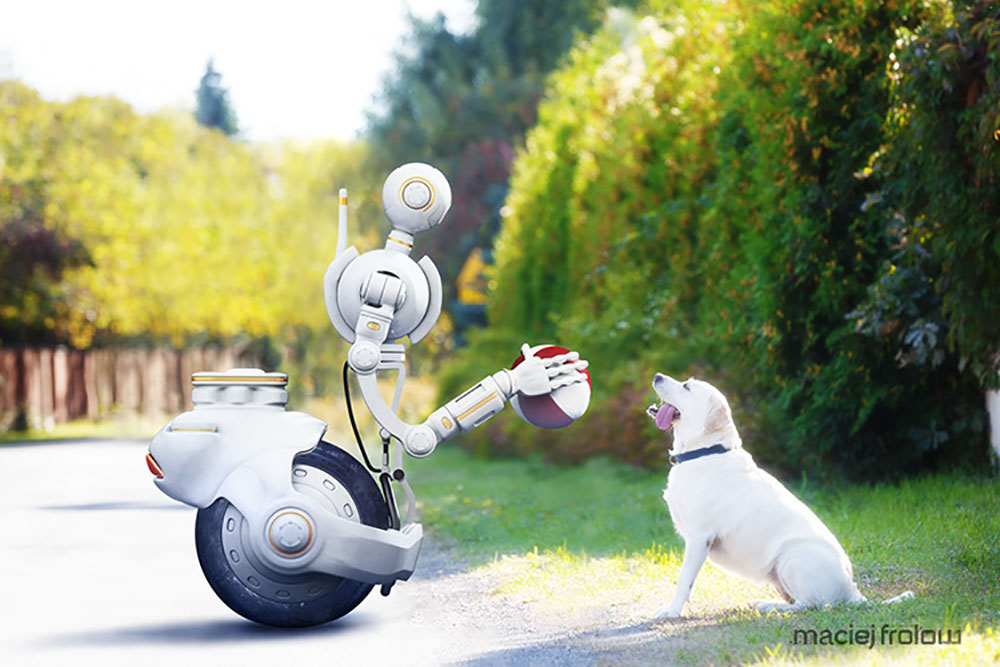 Richard Solomon - Maciej-Frolow-045-Robot-pet-sitter