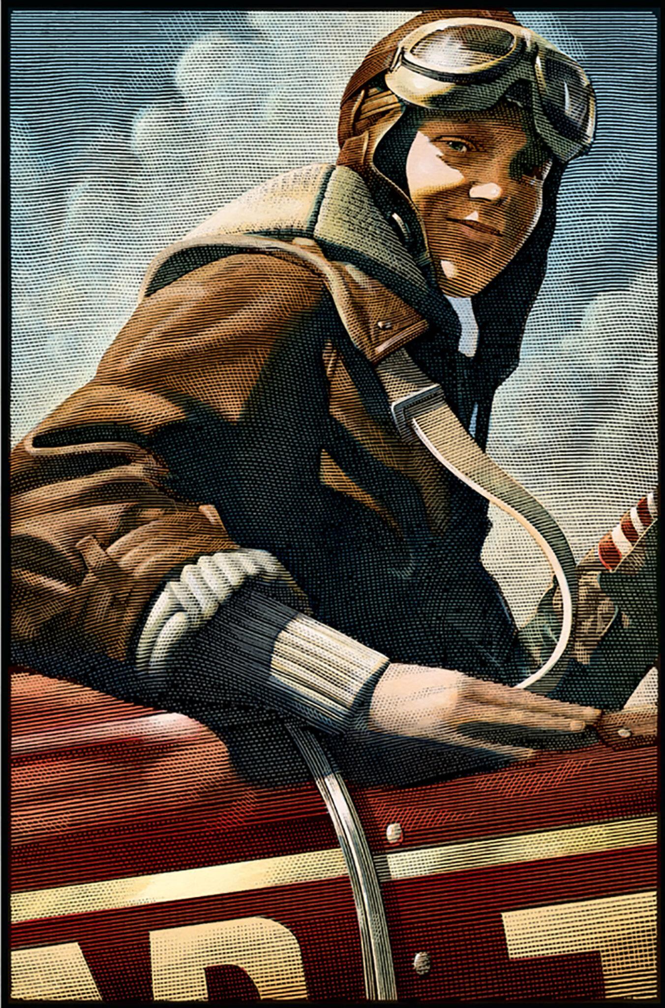 Richard Solomon - Mark-Summers-013-Amelia-Earhart