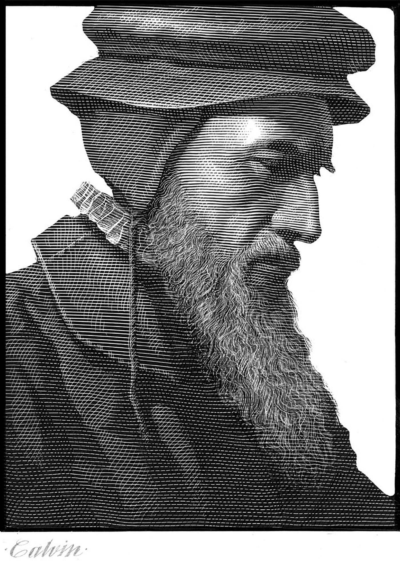 Richard Solomon - Mark-Summers-140-P-John-Calvin