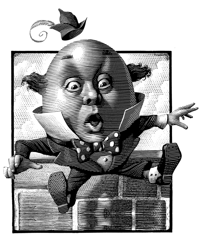 Richard Solomon - Humpty Dumpty