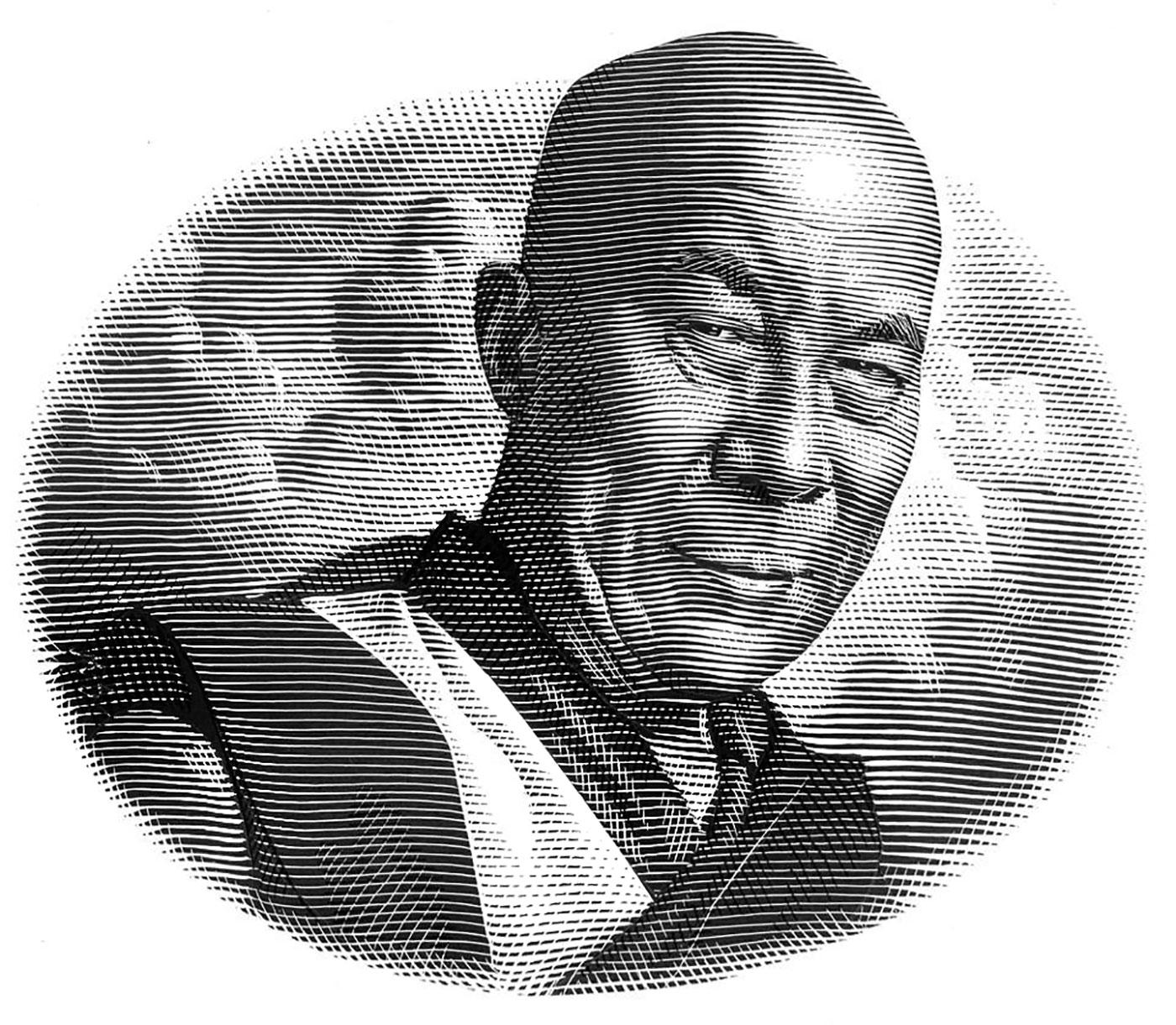Richard Solomon - Mark-Summers-530-Dalai-Lama