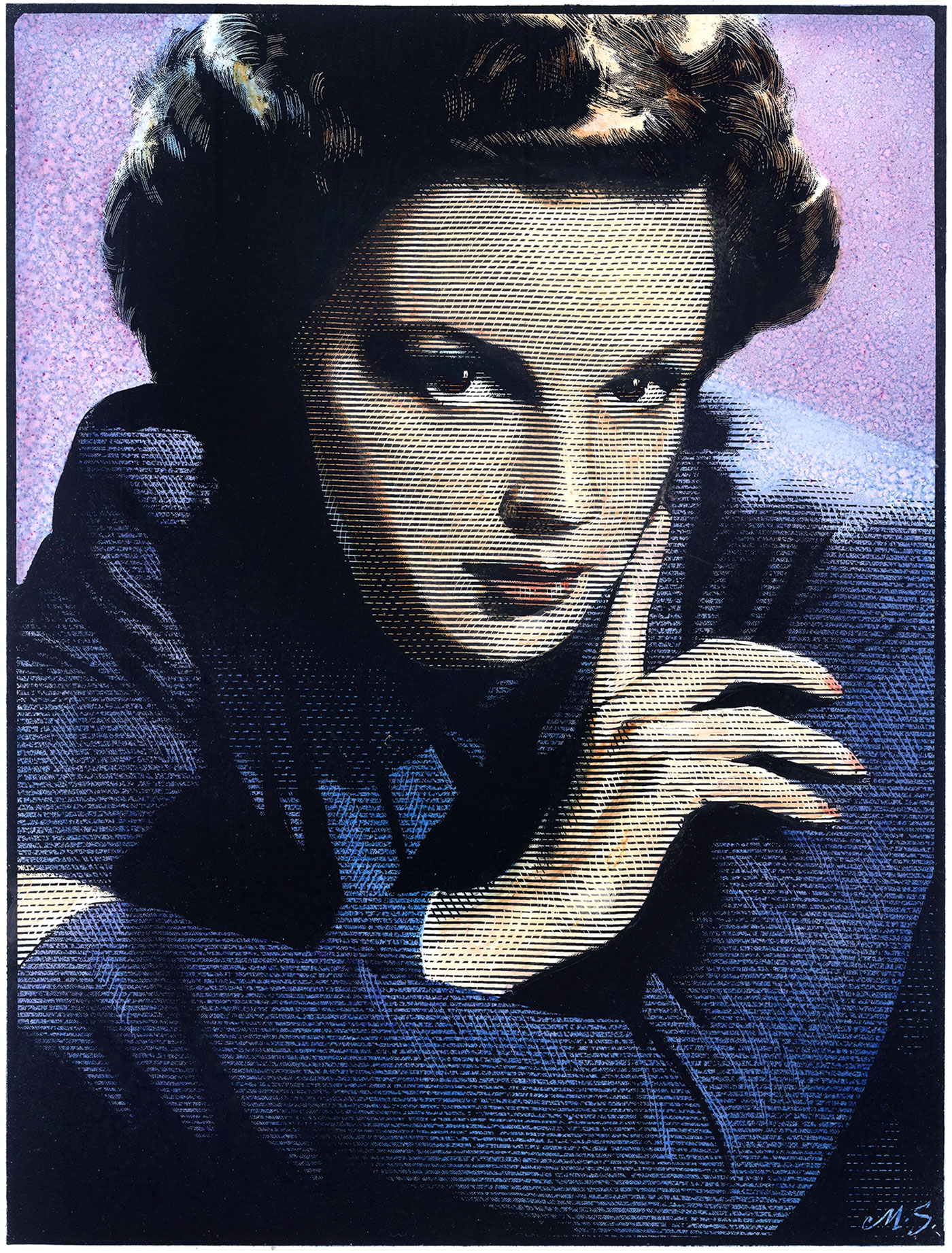 Richard Solomon - Mark-Summers-537-Judy-Garland-color