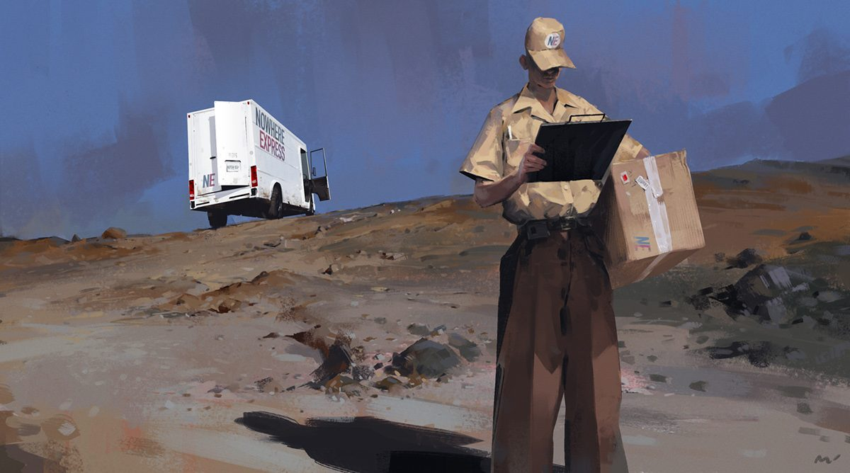 Richard Solomon - Michal Lisowski
