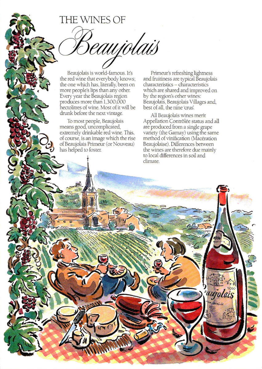 Richard Solomon - Paul-Cox-292-The-Wines-of-Beaujolais