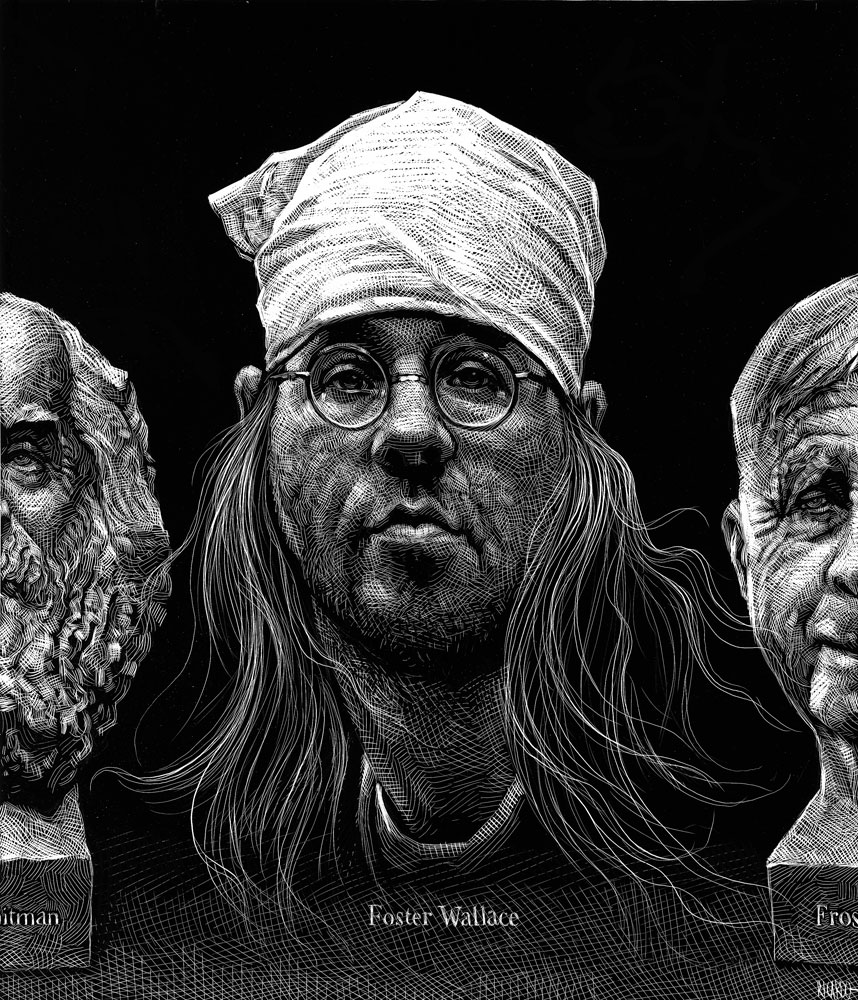 Richard Solomon - Ricardo-MArtinez-067-David-Foster-Wallace-BN