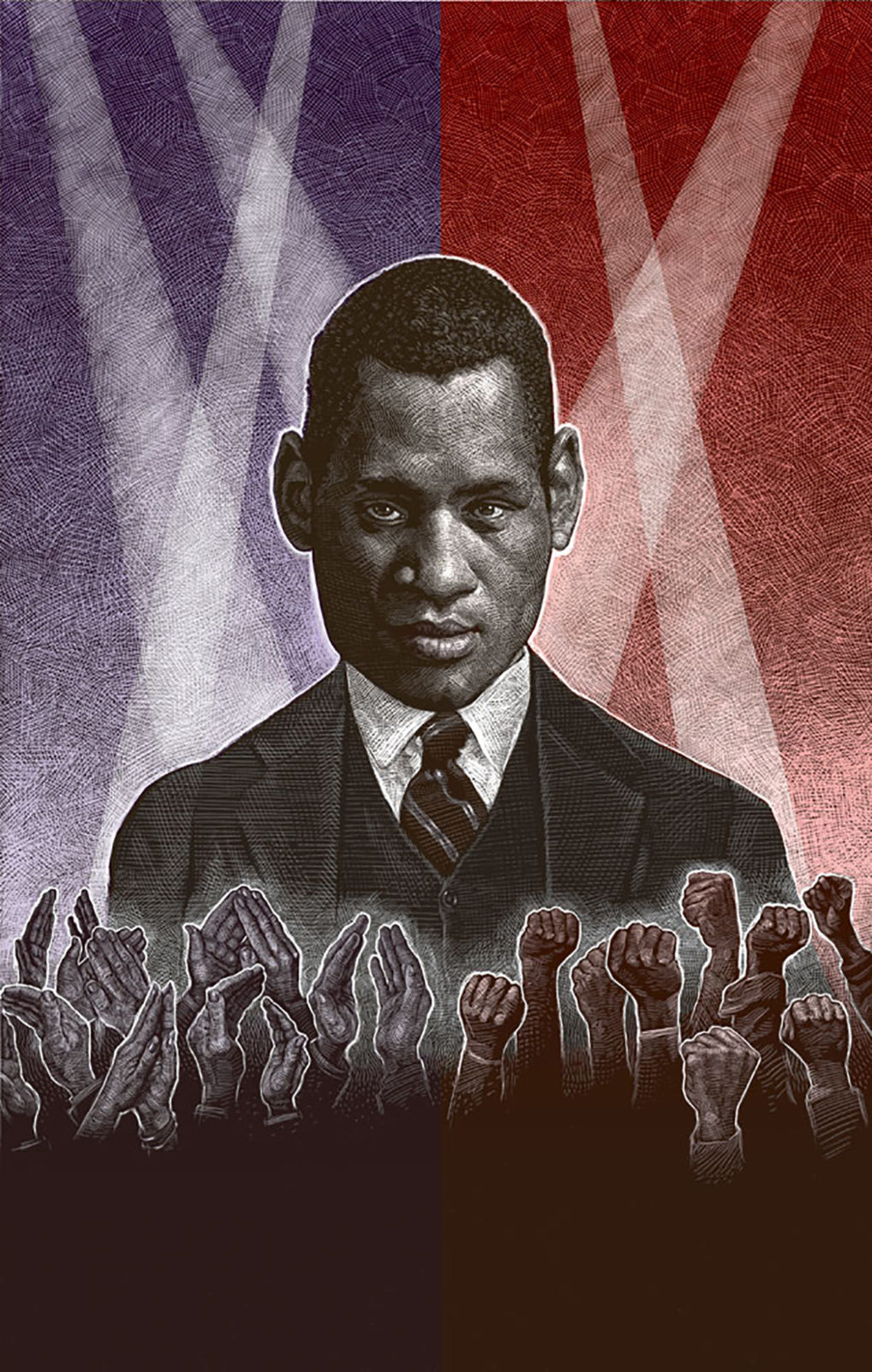 Richard Solomon - Ricardo-Martinez-092-Paul-Robeson
