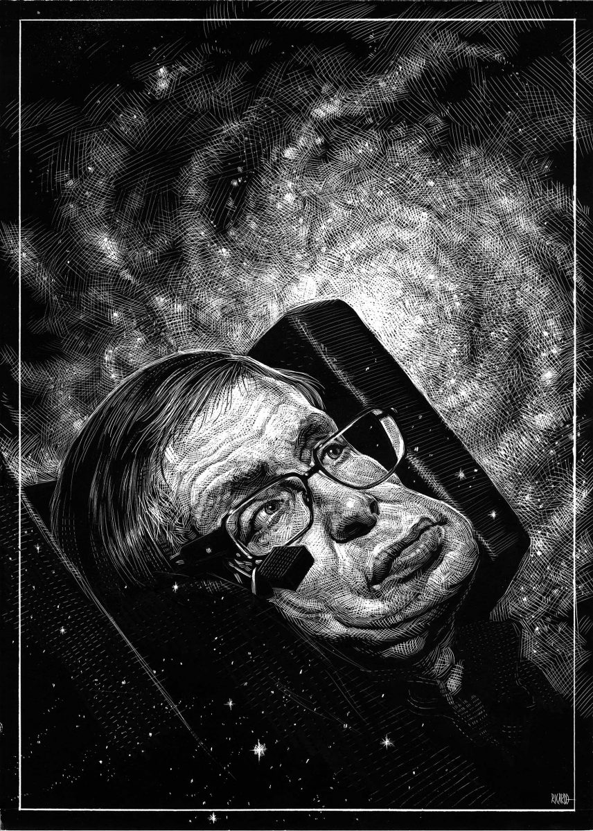 Richard Solomon - Ricardo-Martinez-151-Stephen-Hawking