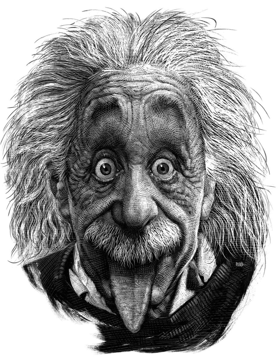 Richard Solomon - Ricardo-Martinez-211-Einstein-B-N