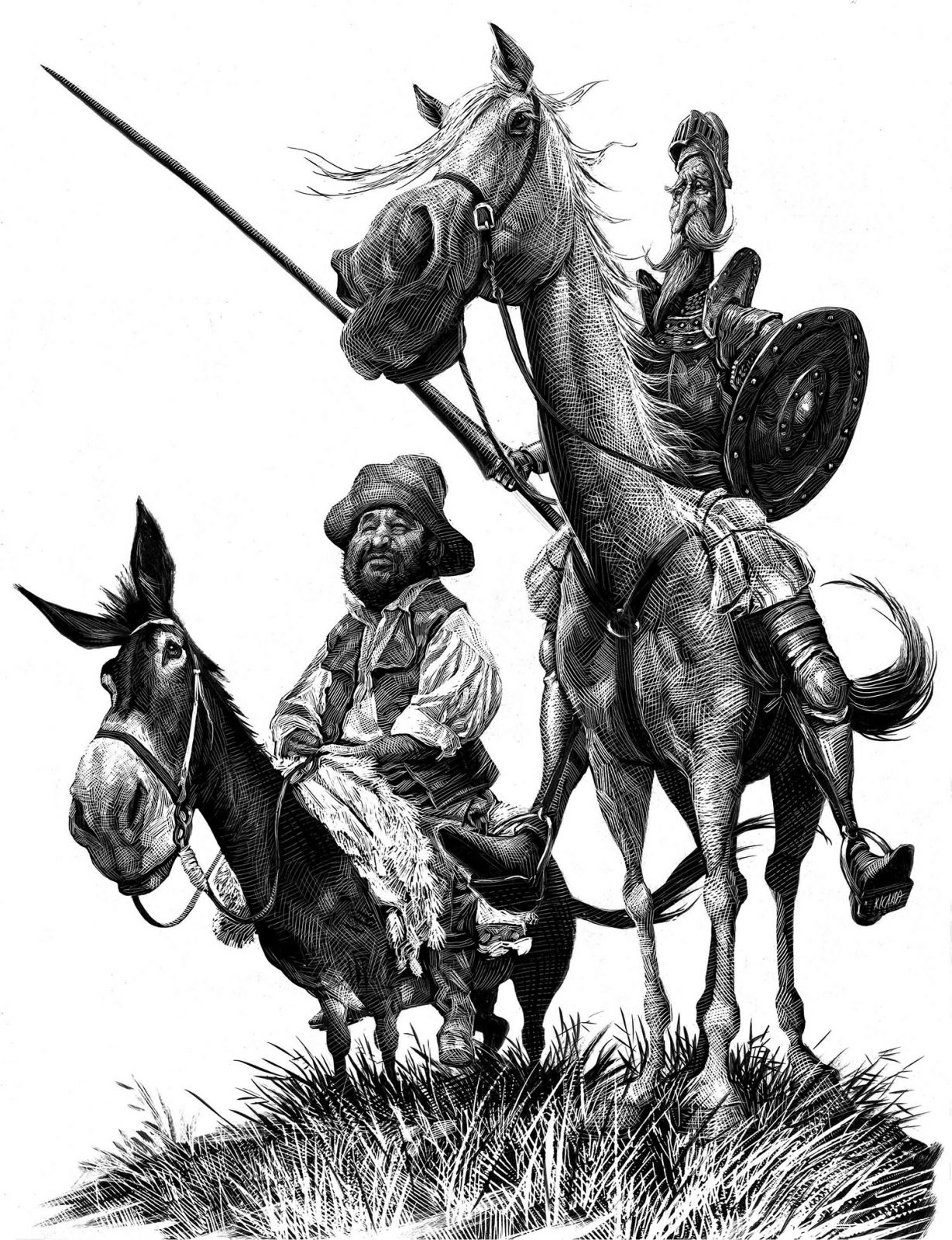 Richard Solomon - Ricardo-Martinez-236-Cer---Don-Quijote
