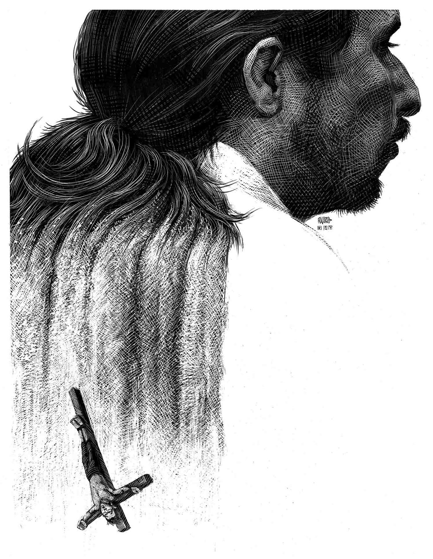 Richard Solomon - Ricardo Martinez