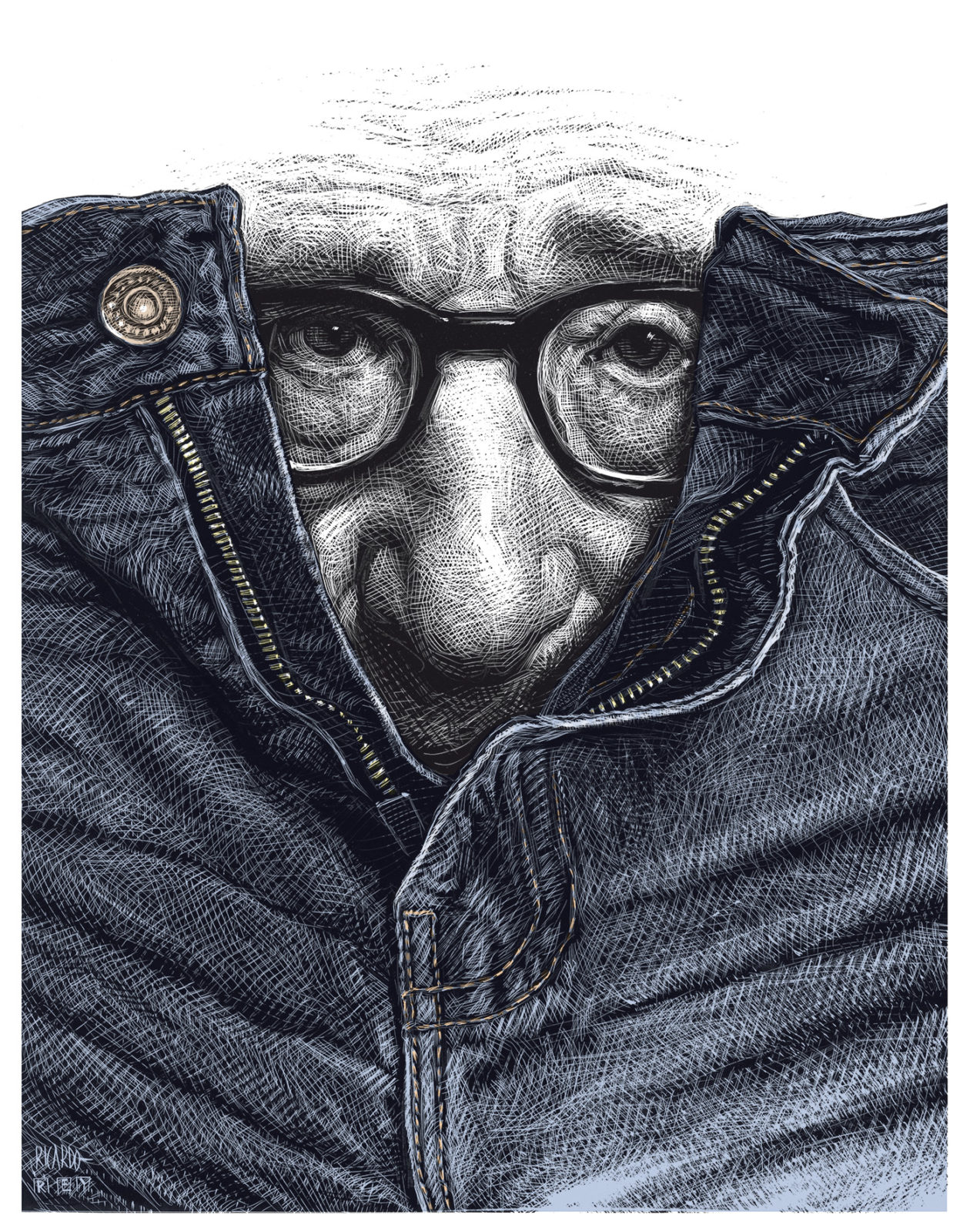 Richard Solomon - Ricardo-Martinez-300_DJR---Woody-Allen-color-copia