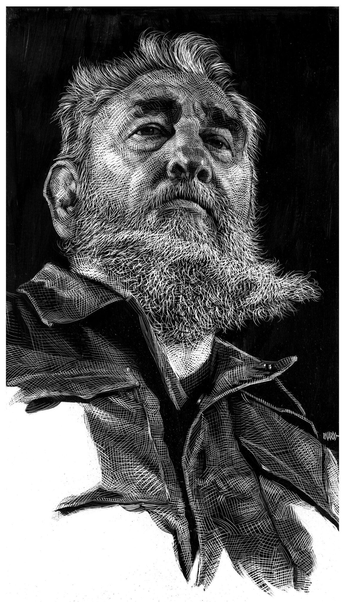 Richard Solomon - Ricardo-Martinez-315_Fidel-Castro-copia