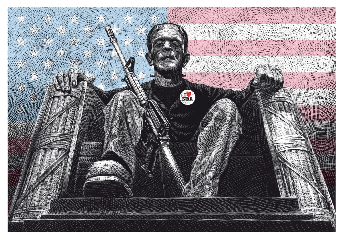 Richard Solomon - Ricardo-Martinez-316_Frankenstein-NRA-copia