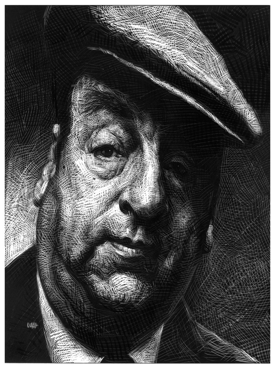 Richard Solomon - Ricardo-Martinez-320_Pablo-Neruda-copia
