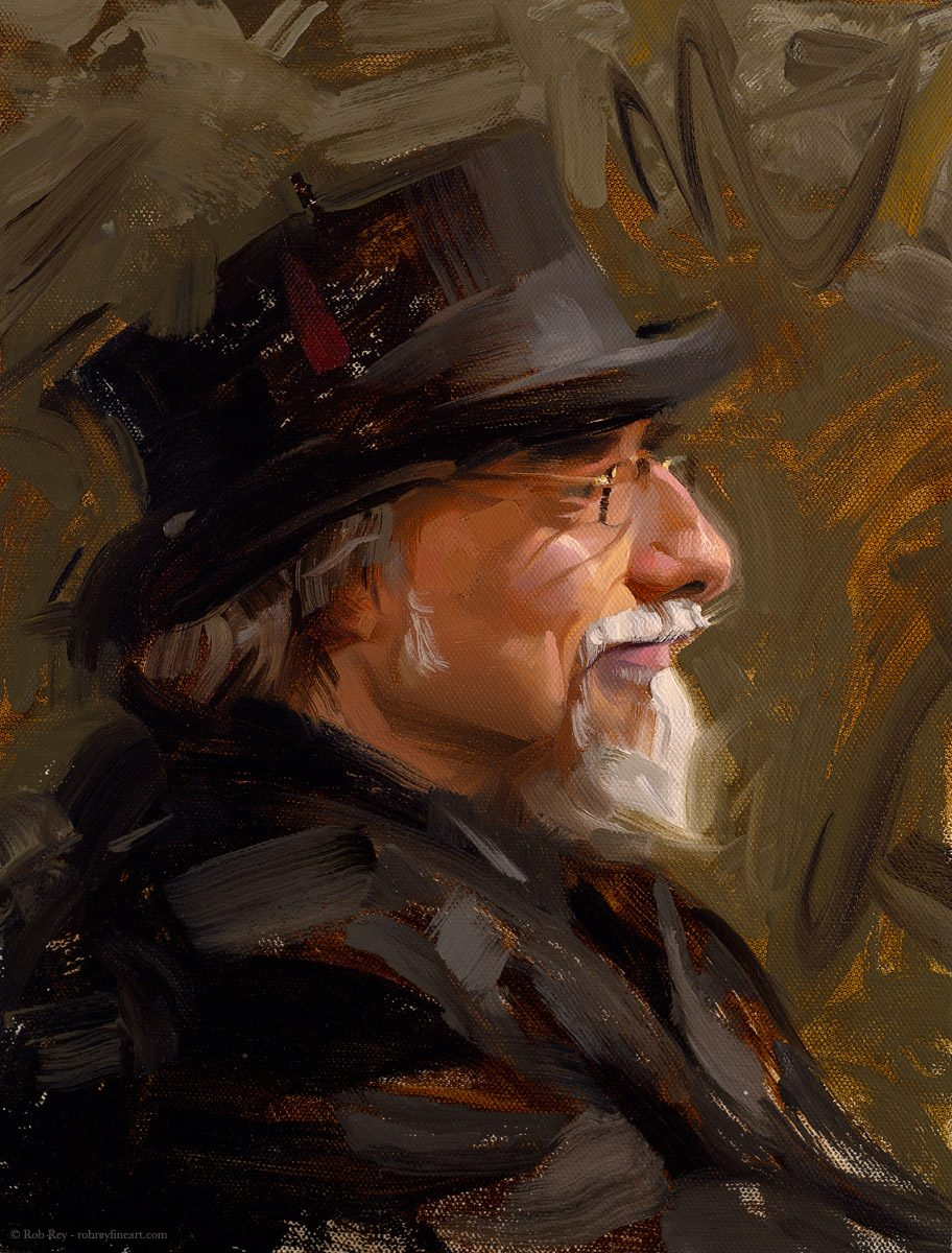 Richard Solomon - Rob Rey
