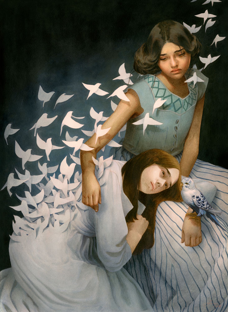 Richard Solomon - Tran Nguyen