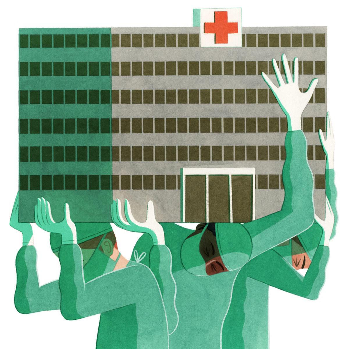 Richard Solomon - NYT Hospital Final