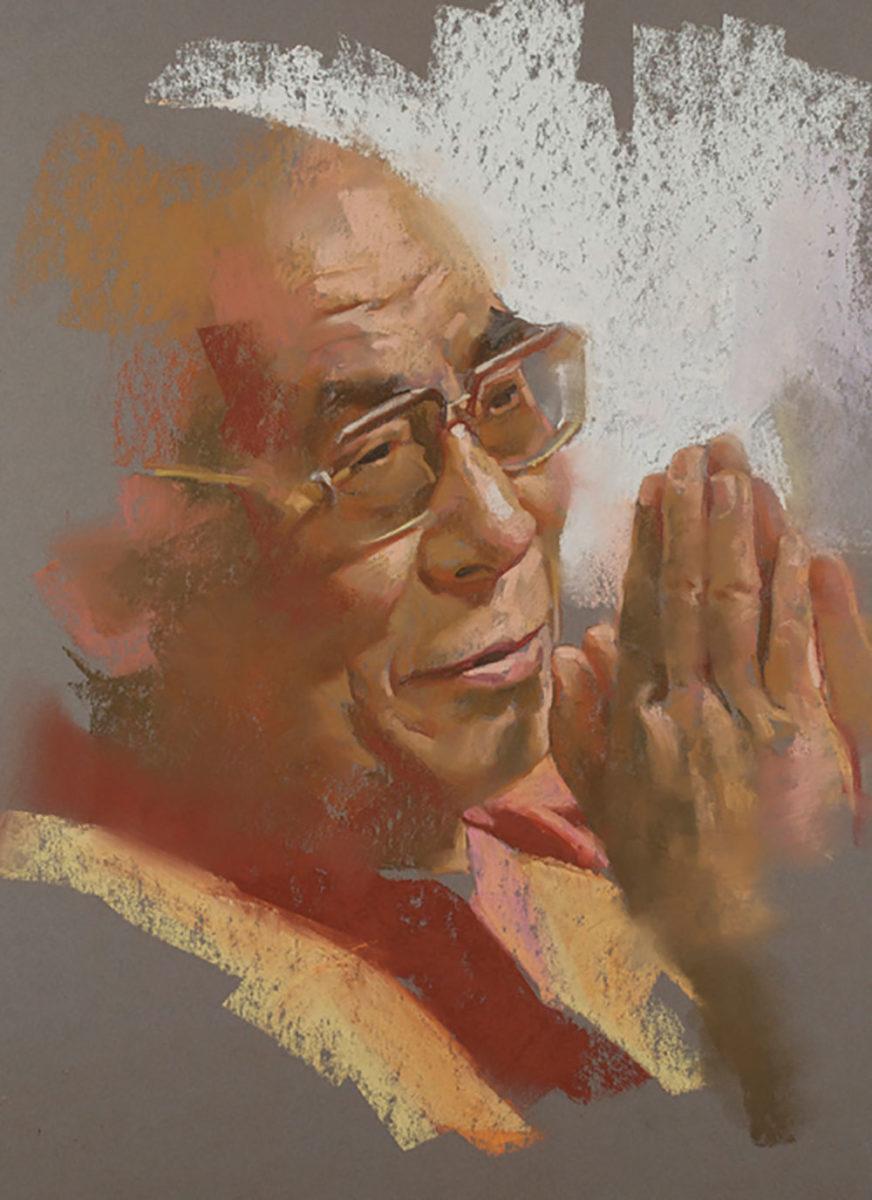 Richard Solomon - Gregory-Manchess-089-S-Dalai-Lama