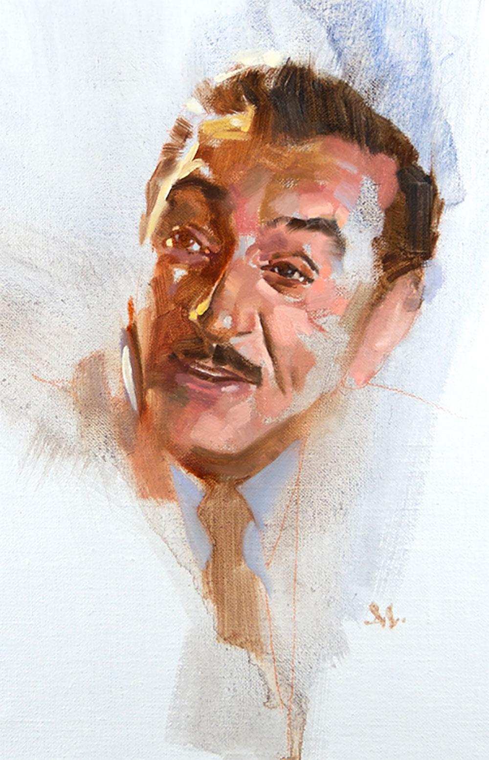 Richard Solomon - Gregory-Manchess-100-S-Walter-Disney