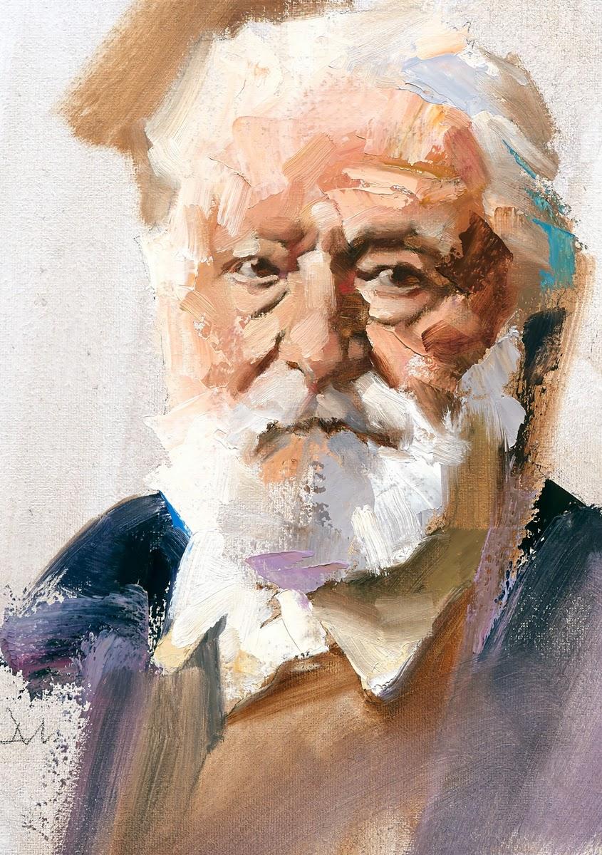 Richard Solomon - Gregory Manchess