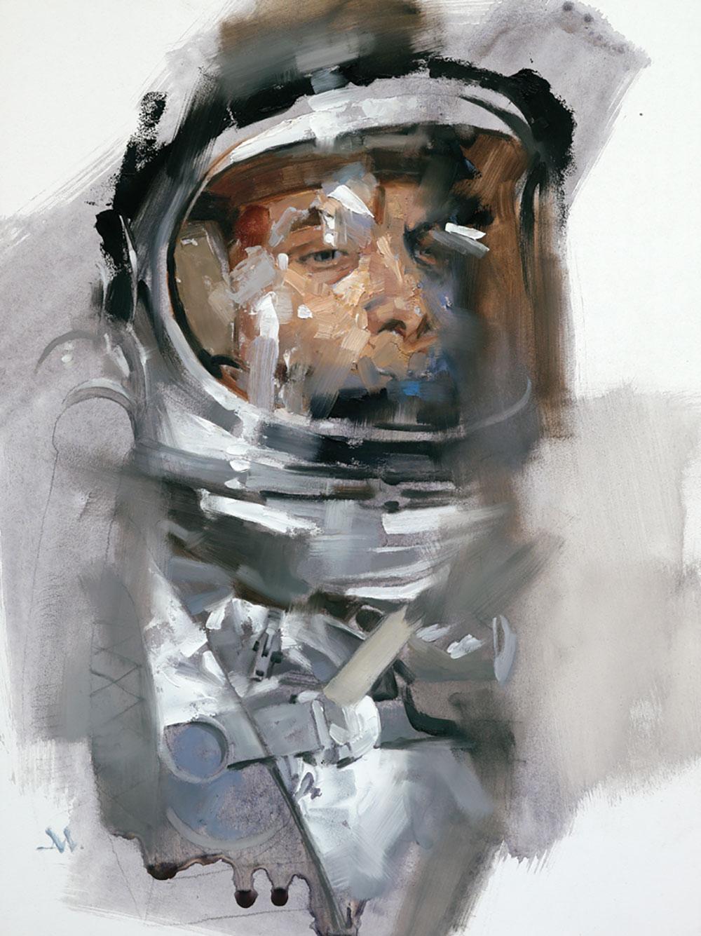 Richard Solomon - Gregory-Manchess-189-SF-Astronaut-2