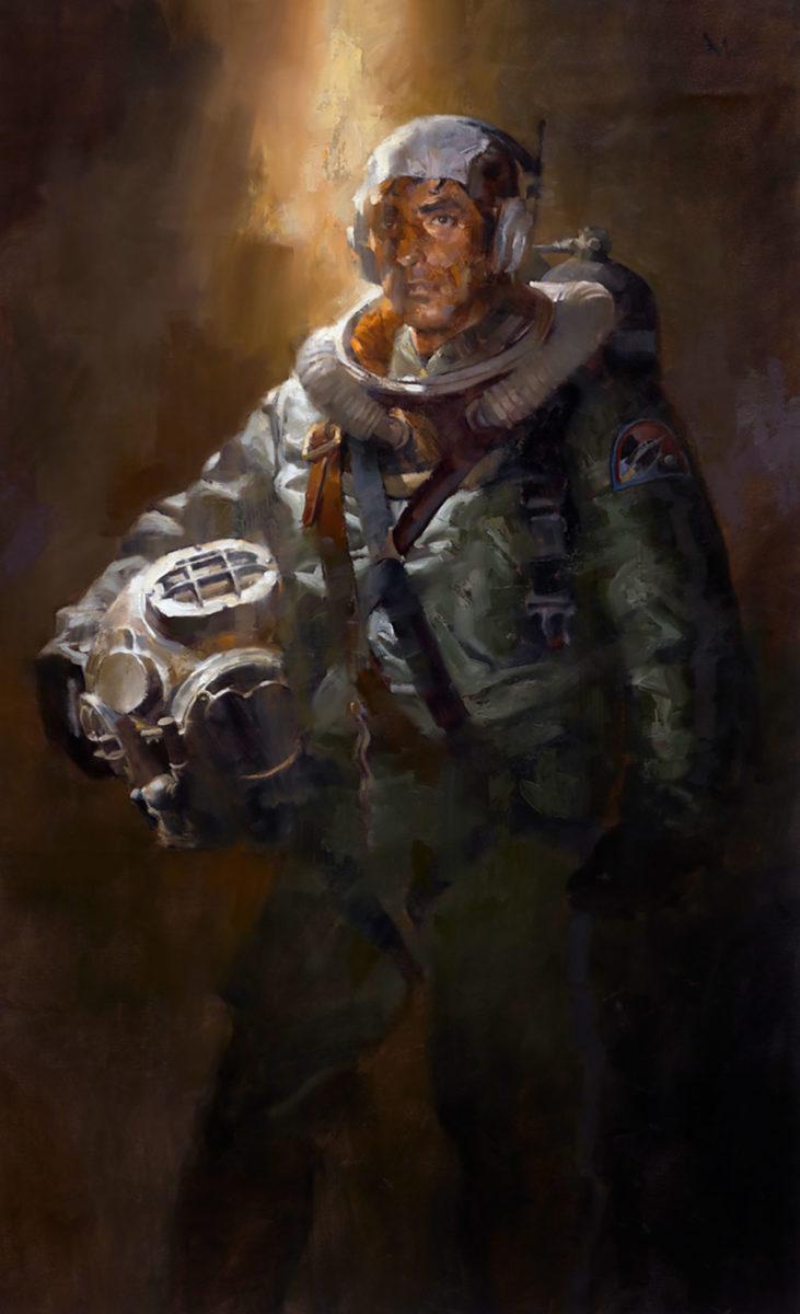 Richard Solomon - Gregory-Manchess-191-SF-Astronaut-1920