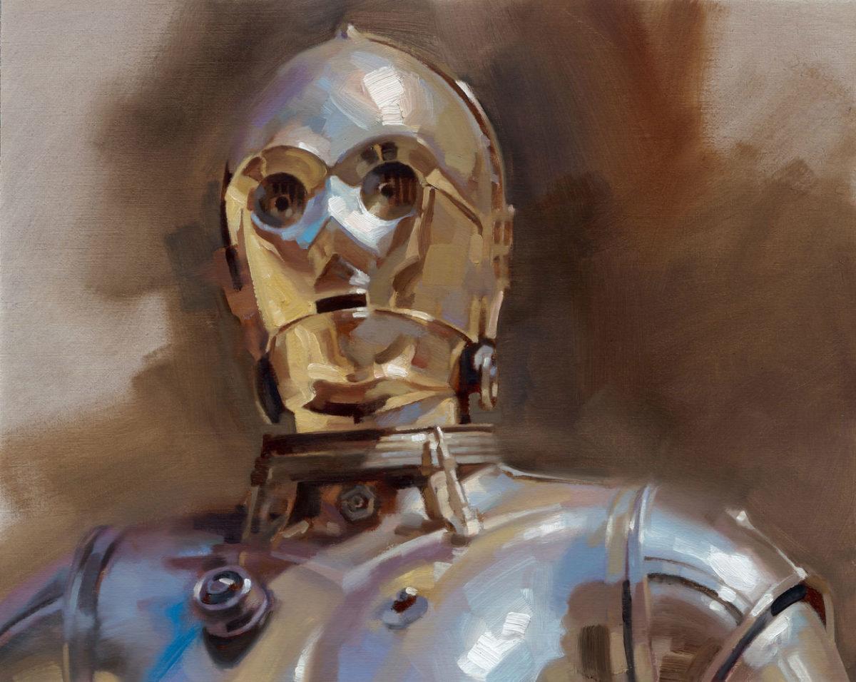 Richard Solomon - Gregory-Manchess-207-SF-C-3PO
