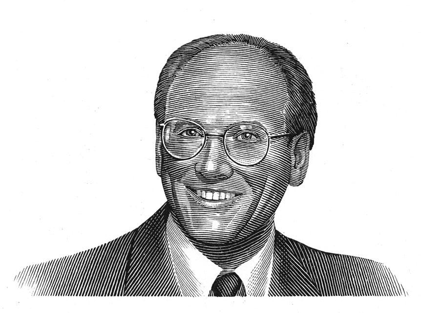 Richard Solomon - Bruce Hutchison
