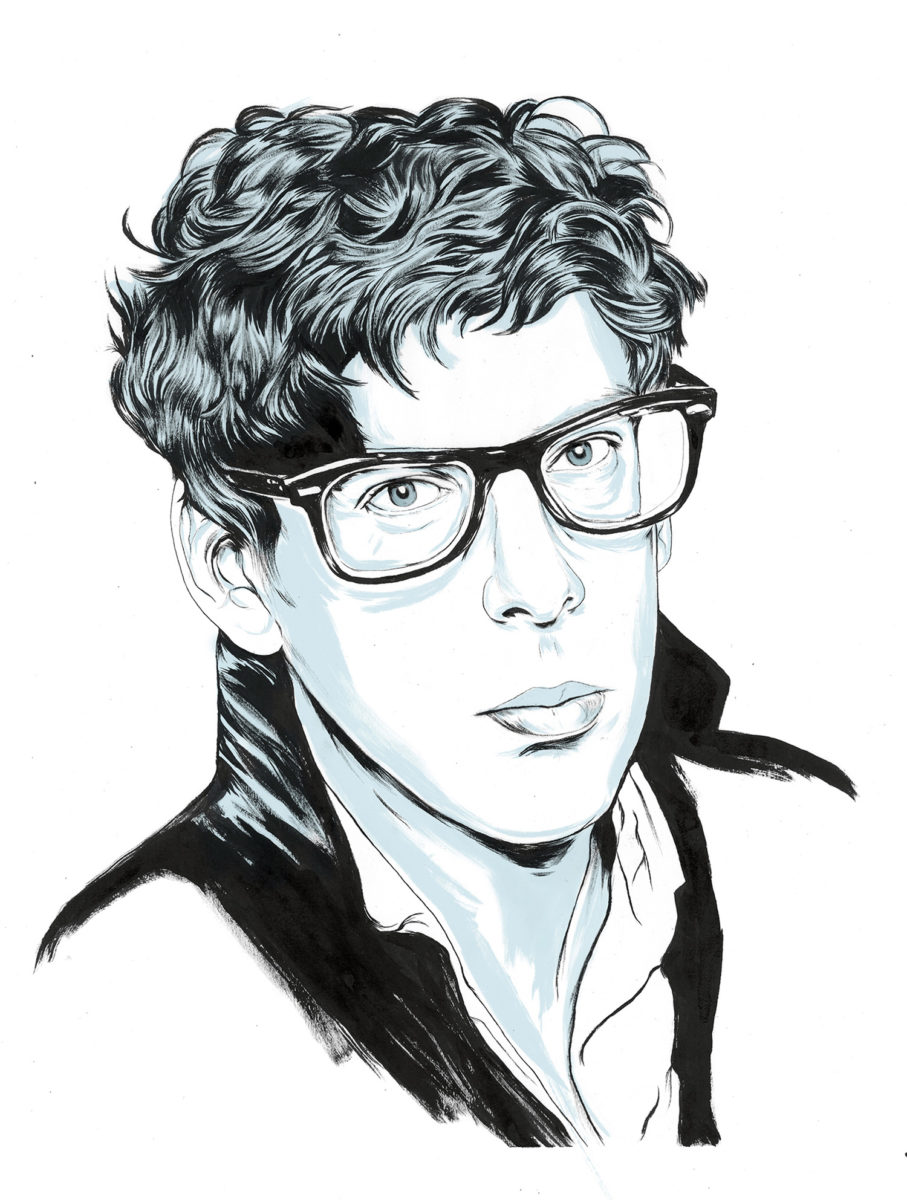 Richard Solomon - Zach Meyer