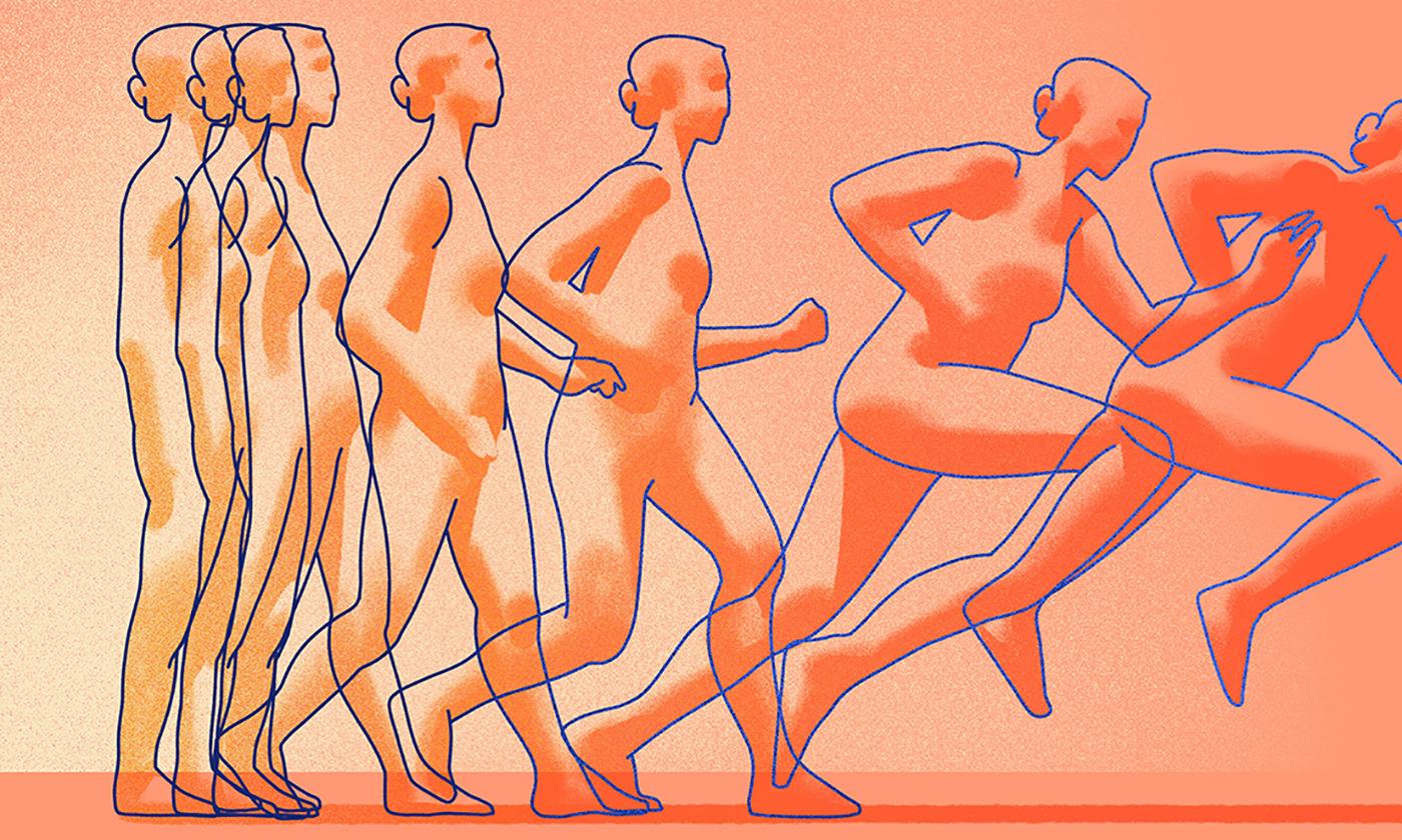 Richard Solomon - TED 5 running habit