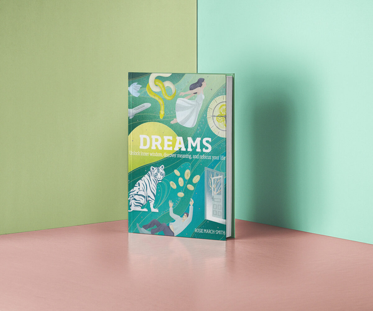 Richard Solomon - DK Books - Dreams US cover- Publishing - 2019