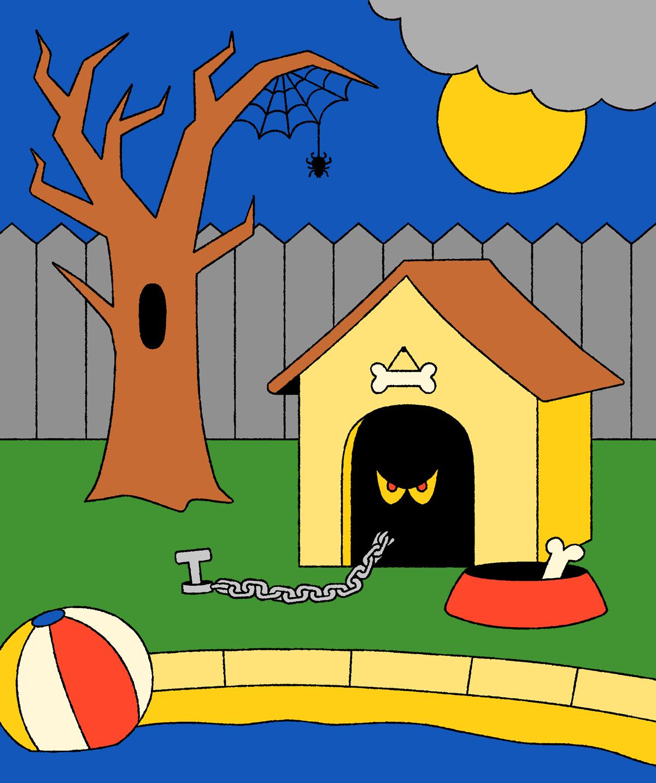 Richard Solomon - dog-house