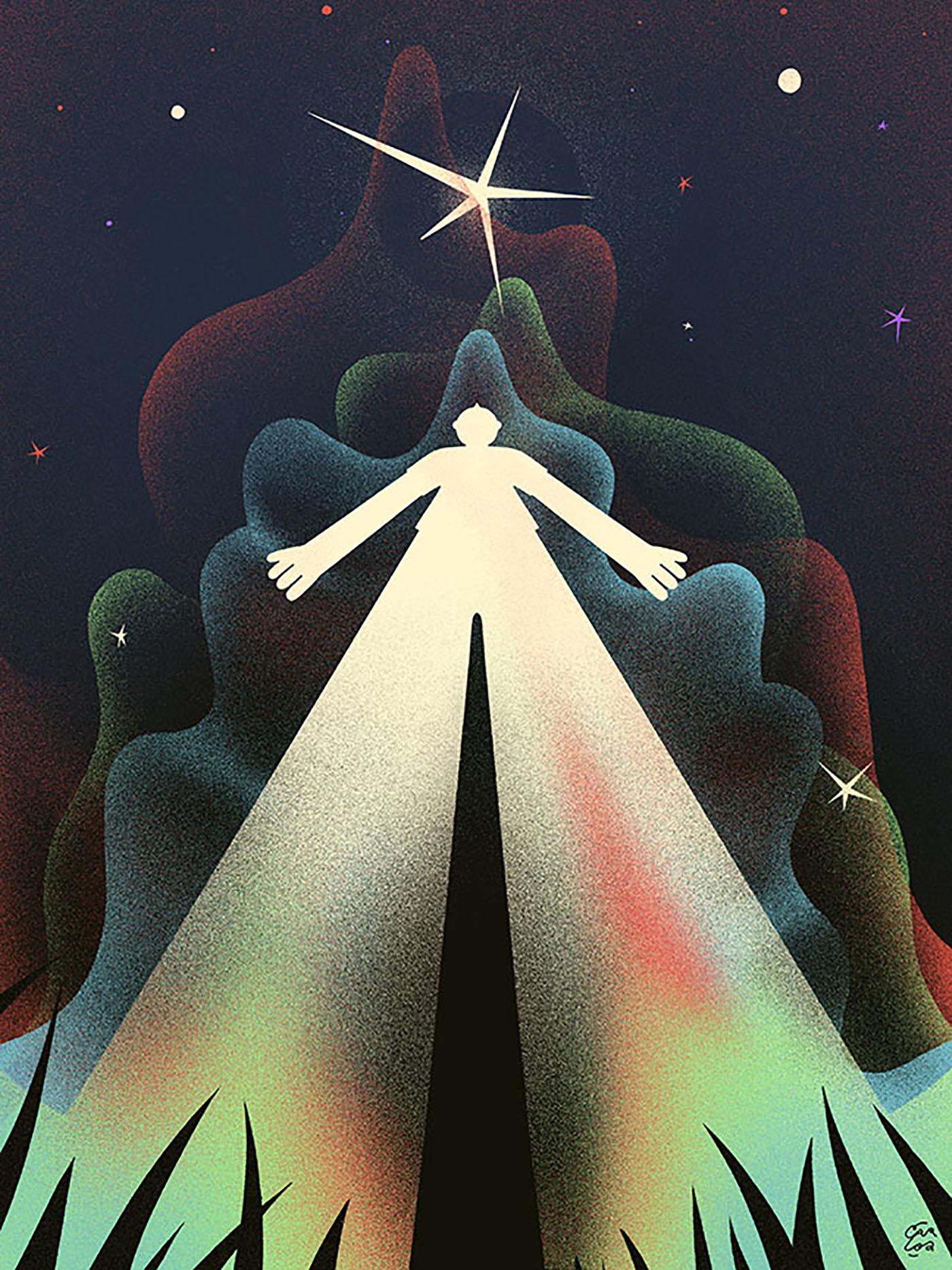 Richard Solomon - Carlos-Miranda-001-A wish upon a star