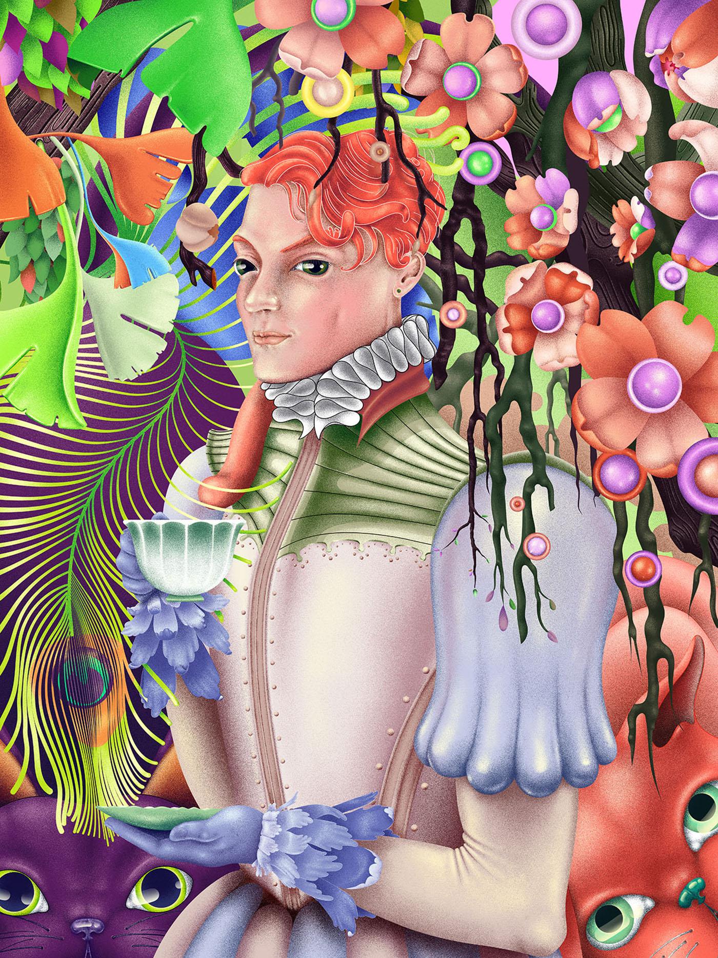 Richard Solomon - Carlos-Miranda-003-Conceptual Portrait