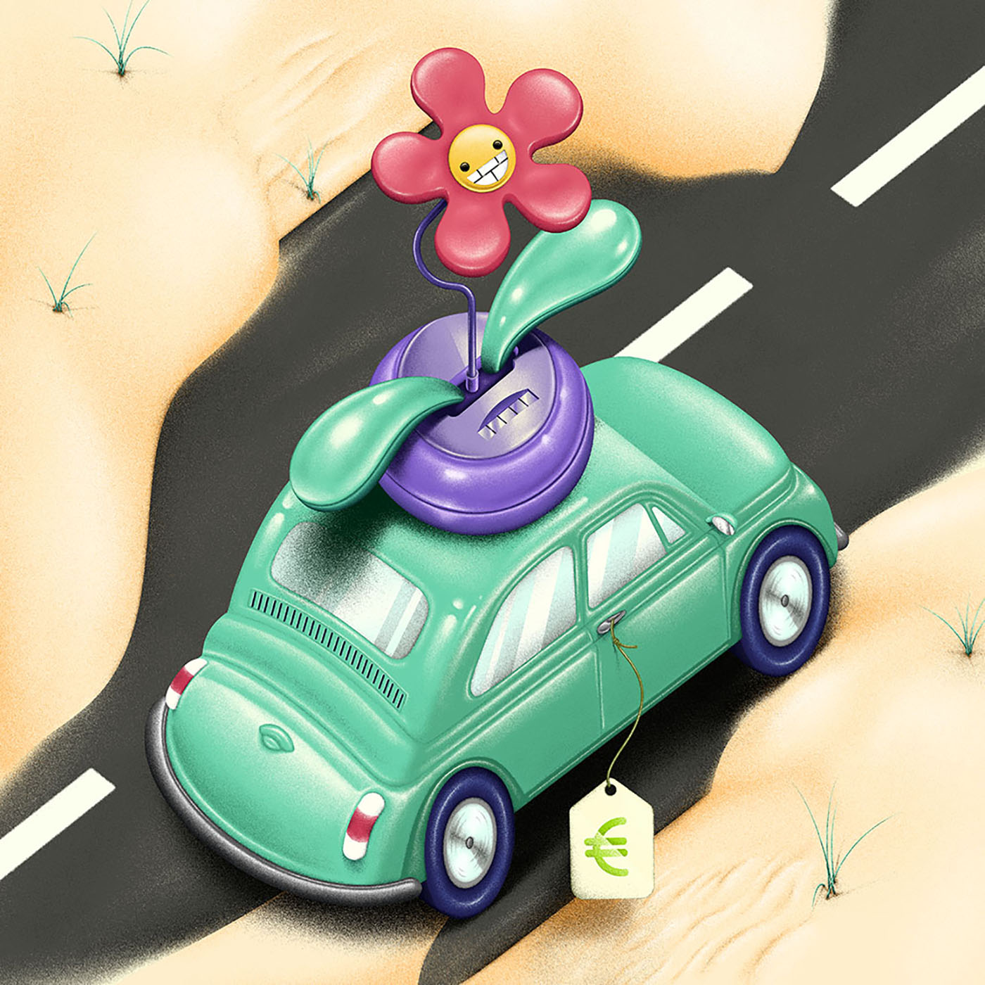 Richard Solomon - Carlos-Miranda-008-Flower and bug